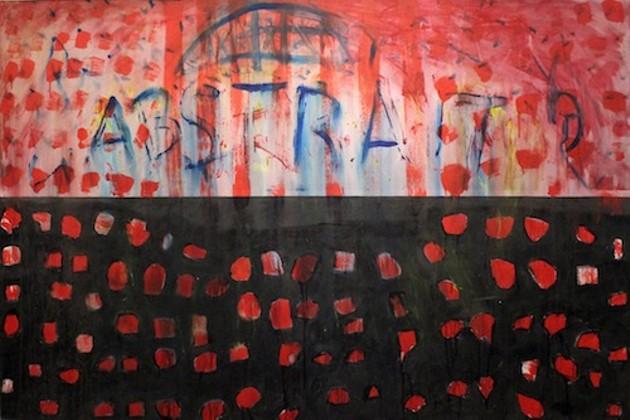 Studio 21 hosts a retrospective of Acadian abstract artist Romeo Savoie's zen meditations. - ROMEO SAVOIE