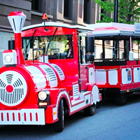 """Council choo-choo-chooses not to fund downtown """"road train"""""""