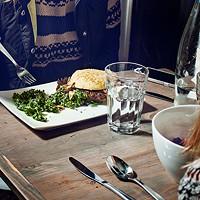 Best Vegetarian-friendly Restaurant