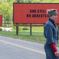 Review: <i>Three Billboards Outside Ebbing, Missouri</i>