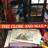 Atlantic News delivers your Saturday <i>Globe and Mail</i> fix