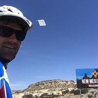 Rich Aucoin bike blog # 2: Arcosanti to Gallup, NM