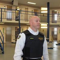 Central Nova Correctional Facility unveils $6.8-million renovations