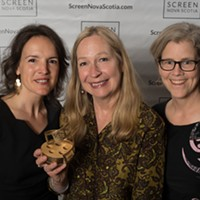 Your 2018 Screen Nova Scotia Award winners
