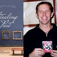 Updated: Neo-nazi art thief publishing memoir