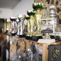 Where I work: Downeast Trophies