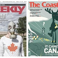Speaking for The Coast: Foreign  correspondence