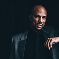 Common will open the Jazz Fest