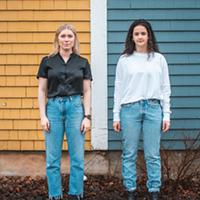 Genevieve Gruenke is Halifax's jean queen