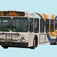 Transit updates, parking promises and something that was Yarmouth's idea first