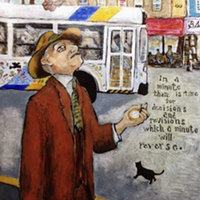<i>Words and Pictures: The Love Song of J. Alfred Prufrock</i>