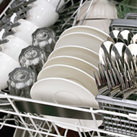 A roommate's guide to loading the dishwasher properly