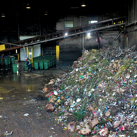 How Halifax composts 50,000 tonnes of material a year.