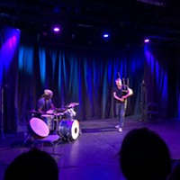 Review: Erwan Keravec and Hamid Drake shatter the silence at suddenlyLISTEN's season debut show