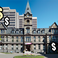 Halifax's lengthy budget process kicks off