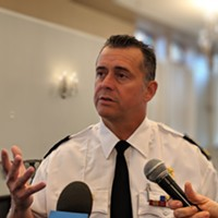 """We have failed you,"" police chief Dan Kinsella tells Black community"