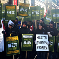 Ahead of premier's decision on Boat Harbour, Unifor members rallied for jobs