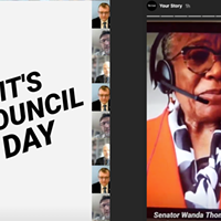 Halifax Regional Council learns about the legacy of anti-Black racism in Nova Scotia