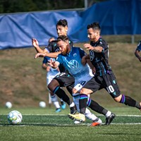 Wanderers take on Forge today in second PEI match