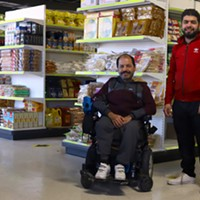 Syriana Market opens new location with on-site restaurant