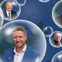 Strankin hints at the return of the Maritime Bubble