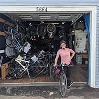 Bike Again gets to stay put