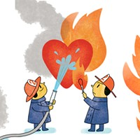 Do I forgive my cheating partner, or burn it all down?