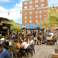 Rooftop patios in Halifax you need to check out