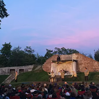 Shakespeare By The Sea returns this weekend