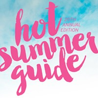The Hot Summer Guide is here!