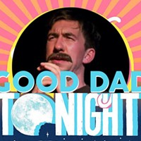 Mark Little's Good Dad Tonight Returns Tomorrow