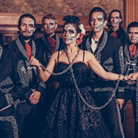 The Mariachi Ghost is Winnipeg's one-of-a-kind show