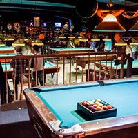 Locas Billiards cues up a new location