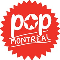 Check out all these locals playing Pop Montréal