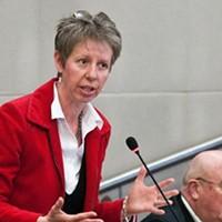 Jennifer Watts won't be running in next year's election
