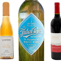 Just try me: local wines to drink this fall