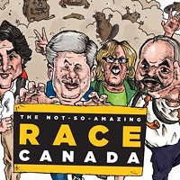The not-so-amazing race, Canada