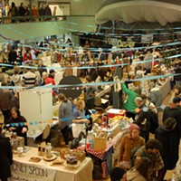 A Couple Photos from the Crafter's Society Winter Show