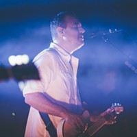 PHOTOS: Matthew Good live at The Marquee