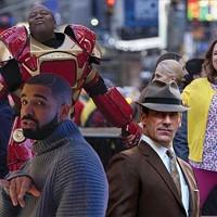 NY[A&]E: your New Year's TV binge