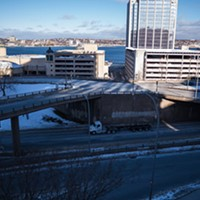 Righting a wrong with the Cogswell Interchange