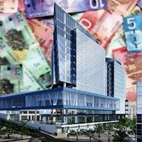 Convention centre outranks capital funding of NS hospitals—on paper