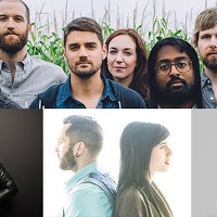 Ryan Hemsworth & Hey Rosetta! lead ECMA noms