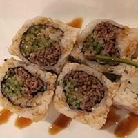 Scattershot sushi