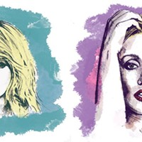 Taylor Swift takes on Lady Gaga in a tale of two tributes