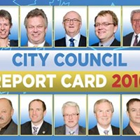 Cast your vote in our city council <br>report card