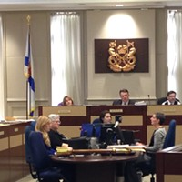 Salary freeze rejected during snarky council debate