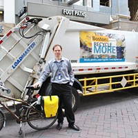 City staff reject side guards on HRM trucks