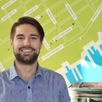 Brenden Sommerhalder enters the race for city council