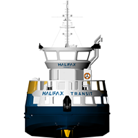 Halifax Transit wants to order 1,000 rubber ferry tub toys